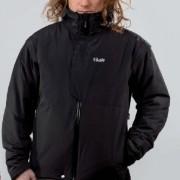 Svalbard Concertible Jacket black