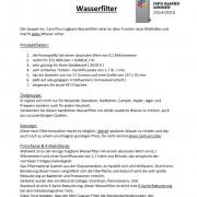 CarePlus Wasserfilter Produktbeschreibung-1