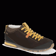 Bellamont2Suede_darkBrown_yellow